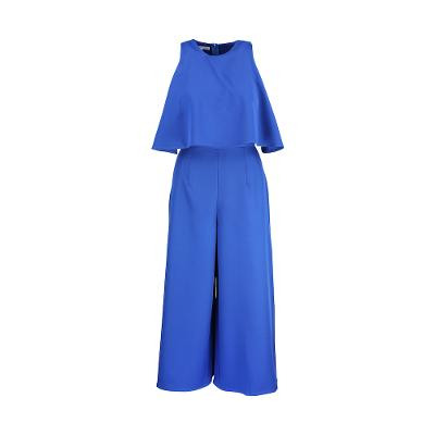Zinnia Jumpsuit Blue